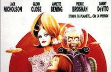CineClub Metusco propone Mars Attacks! di Tim Burton